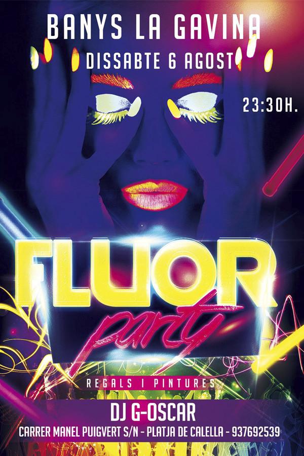 fluor party ok