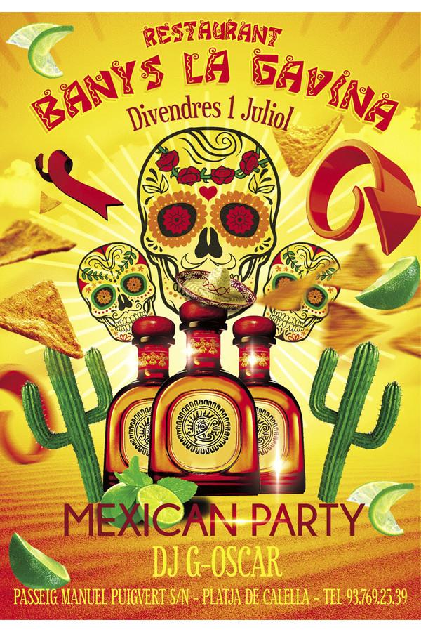Logo festa mexic ok