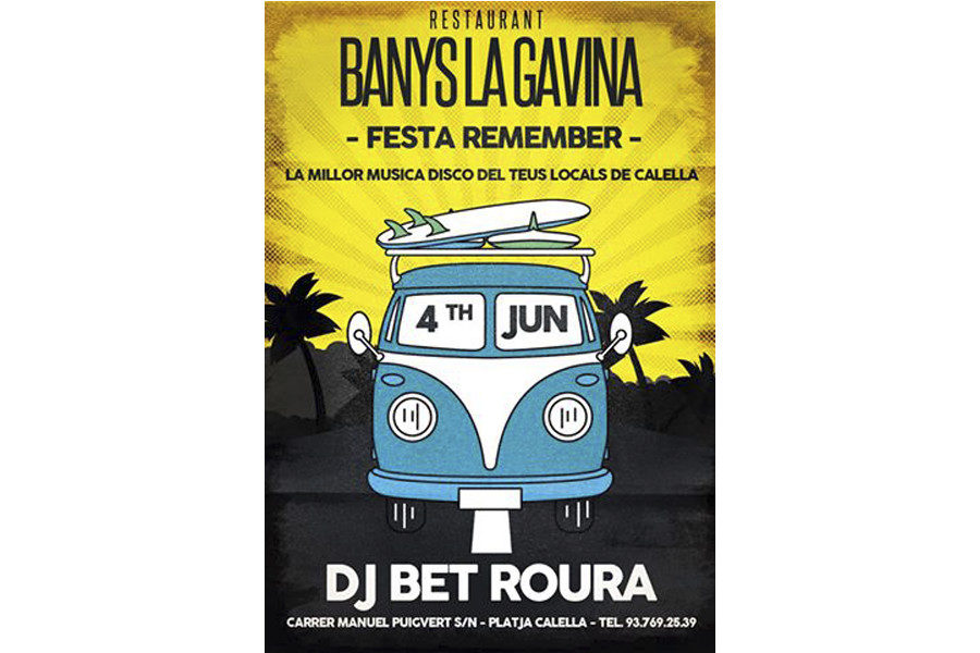 Festa Remember 4 de Juny de 2016